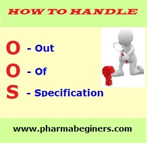 Out of Specification (OOS)